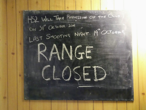 Range Closed