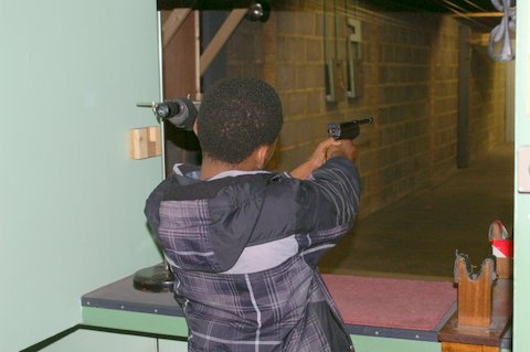 Air Pistol (20yd)