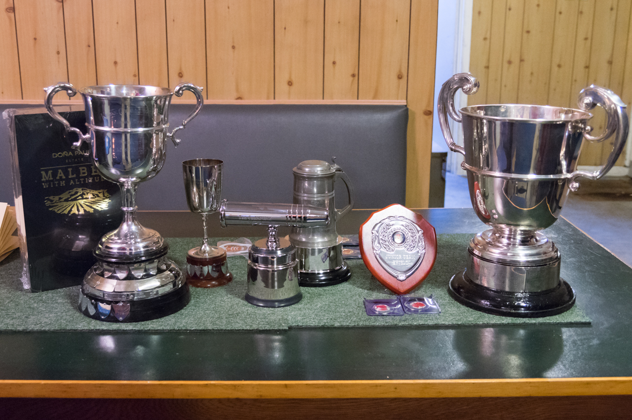 Trophies and Prizes